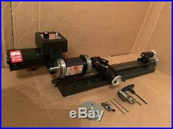 Sherline 4400 Package A Inch Metal Wood Watchmaker Mini Micro Lathe Made In USA