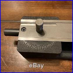 Sherline 4510 Metric 3.5 x 8 Metal Wood Watchmaker Mini Lathe Adjustable