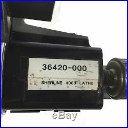 Sherline Model 4000 8 Mini Drill/Lathe/Press Good Working, See Details