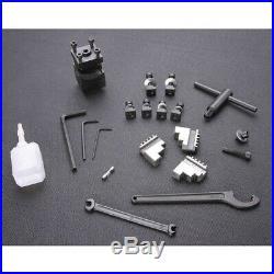 Shop Fox M1015 6 X 10 Mini Metal Lathe 1/5 Hp, 110V Single-Phase 100-2000 Rpm