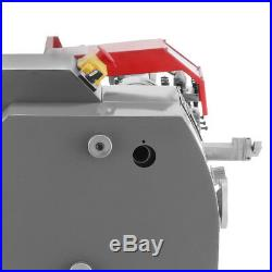 TOP Wood Drilling 600W Mini Metal Turning Lathe machine Automatic Metal
