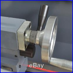 Techtongda Precision Metal Lathe Mini Bench Lathe Brushless Motor 110V 750W
