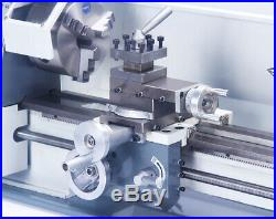 Techtongda Precision Mini Metal Lathe Multifunctional Bench Lathe