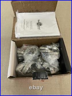 Teknatool Nova Jaw Set Mini 4 Piece 6027 Z Thread Woodturning Lathe New In Box