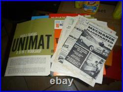 UNIMAT DB-200 MINI LATHE Beautiful