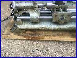 UNIMAT MINI LATHE DB200 withAUTOFEED and ACCESORIES