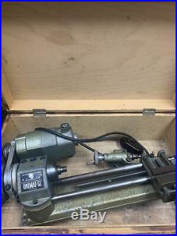 UNIMAT SL MINI LATHE MILL DRILL DB200 WATCHMAKERS JEWELERS (DB 200) with Case