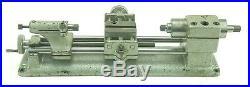 Unimat DB-200 Cast Iron Mini Lathe incomplete notworking SALE 4 PARTS or RESTORE