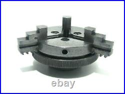Unimat DB / SL Mini Lathe 3-Jaw Universal Chuck, Ref 1001