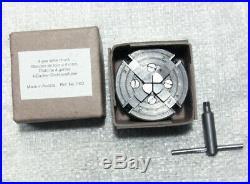 Unimat DB SL Mini Lathe 4-Jaw Independent Chuck, Ref #1002