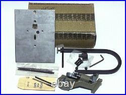 Unimat DB SL Mini Lathe Combination 8 inch Jig Saw & Sabre Saw, Ref #1080