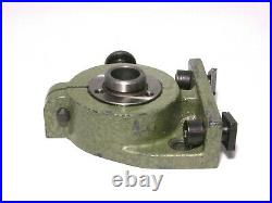 Unimat DB / SL Mini Lathe Indexing & Dividing Attachment With #48 Plate, #1260