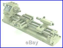 Unimat Db-200 Cast Iron Mini Lathe Incomplete Not Working, Sale 4 Parts/restore