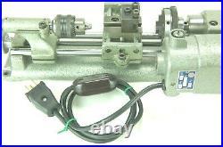 Unimat Db-200 Cast Iron Mini Lathe Original Made In Austria (1960)