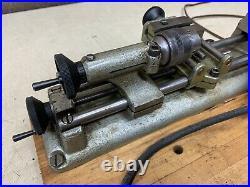 Unimat Db-200 Cast Iron Mini Lathe Original Made In Austria Sl