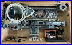 Unimat Db-200 Mini Lathe Original Made In Austria