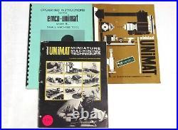Unimat SL DB200 Mini Lathe With Accessories