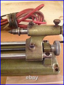 Unimat sl db 200 lathe mini lathe metal work hobby lathe