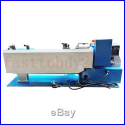Upgrade 7x14 Mini Metal Lathe 550W Metal Iron Copper Metric/Inch Gear BenchTop