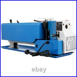 VEVOR 7X14 Mini Precision Wood Lathe 550W Metal Bench Lathe Turning Machine