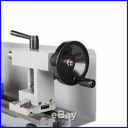 Variable-Speed Mini Metal Lathe 8 x 14 High Quality 650W Woodworking Tools