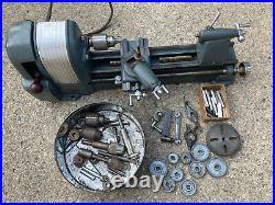 Vintage Lathe Craftsman 109 7212 Metal Working Mini Lathe Nice