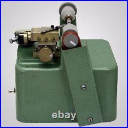 Vintage Precision Cosmet Optical Micro Mini-Lathe for Metal and Plastic (Rare)