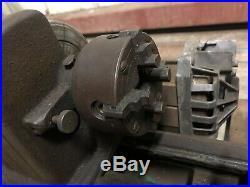 Vintage Sears Craftsman 6 Bench Top Metal Lathe Model Mini Small Gunsmithing
