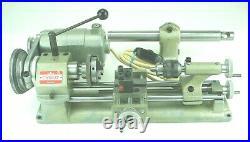 Vintage Unimat Mini Lathe Db-200 Heavy Cast Iron Original Made In Austria
