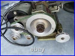 Vintage Unimat Mod DB200 Mini Lathe in Good Condition