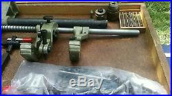 Vintage Unimat SL DB 200 Mini Lathe Made in Austria With Numerous Accessories