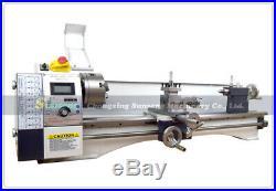 WM210L/850W Brushless Motor/800mm working length +125mm Chuck Mini Lathe Machine