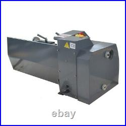 Woodworking 50-2500RPM 750W Mini Metal Lathe Bench Variable-Speed 8''x 16'