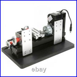 Z20002M 24W Metal Mini Lathe Machine 20000rpm DIY Woodworking Student Power Tool