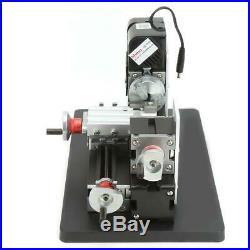 Z20002M 24W Mini Metal Lathe Machine 20000RPM 160mm x 30mm