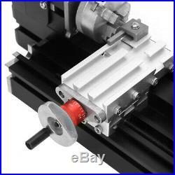 Z20002M New Upgraded Mini Metal Lathe Machine 24W Speed 20,000RPM/Min