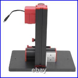 Z20005 Mini Metal Milling Machine DIY Lathe Power Tool 20000rpm 12VDC / 2A / 24W