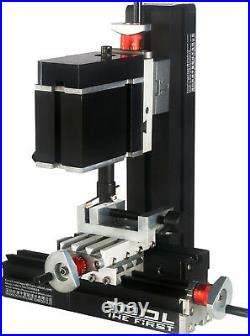 ZHOUYU 60W Mini Metal Milling Machine A DIY Student Woodworking hobby power Tool