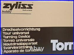 Zyliss Torno Hobby (Swiss Made) Drill Driven Mini Lathe in Mint Condition